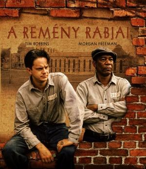 A remény rabjai DVD