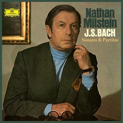 J.S.Bach: Sonaten Und Partiten (Ltd.Edt.) 3LP