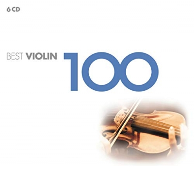 100 BEST VIOLIN 6CD
