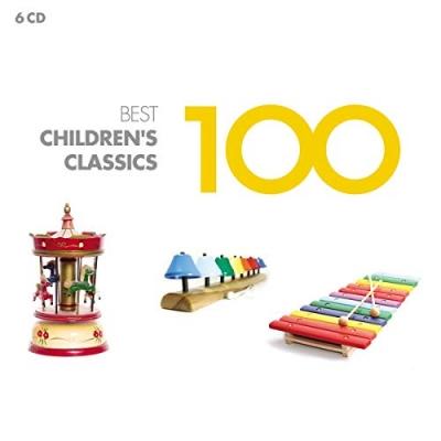 100 BEST CHILDREN'S CLASSICS  6CD