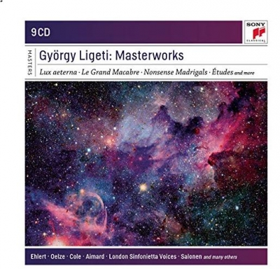 MASTERWORKS -BOX SET-9CD