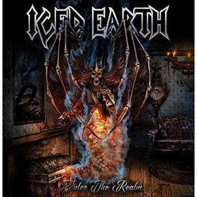 Enter The Realm - EP (Ltd. CD Digipak)
