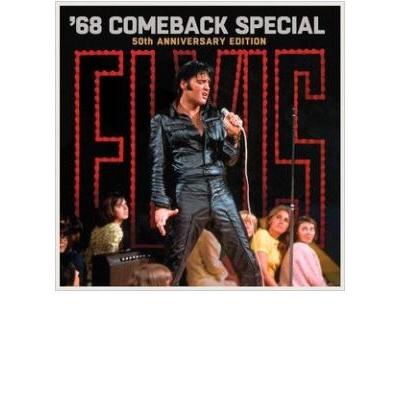 ELVIS: '68.. Comeback Special / 50th Anniversary Edition DVD