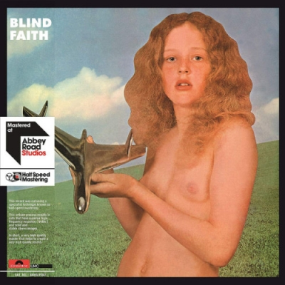 BLIND FAITH  (Half Speed Mastering  Vinyl, Reissue, Remastered, 180 gr. ) LP