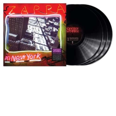 ZAPPA IN NEW YORK 3LP (limited)