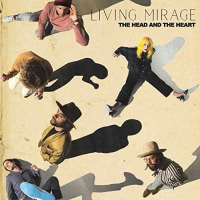 "LIVING MIRAGE (140 GR 12"") LP"