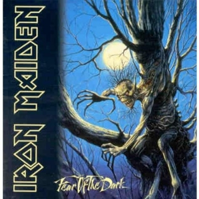 FEAR OF THE DARK  (REMASTERED Digipack)