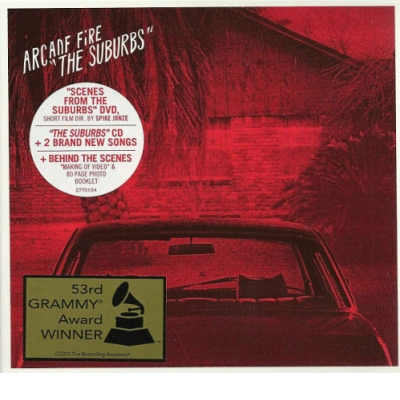 SCENES FROM THE SUBURBS CD+DVD