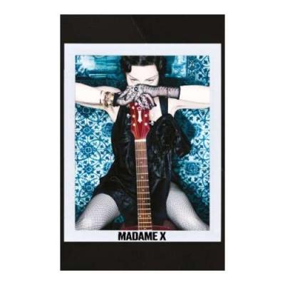 MADAME X (limitált műsoros kazetta)