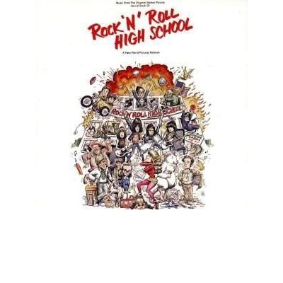 "ROCK 'N' ROLL HIGH SCHOOL (140 GR 12"" COLOUR-LTD.) LP"