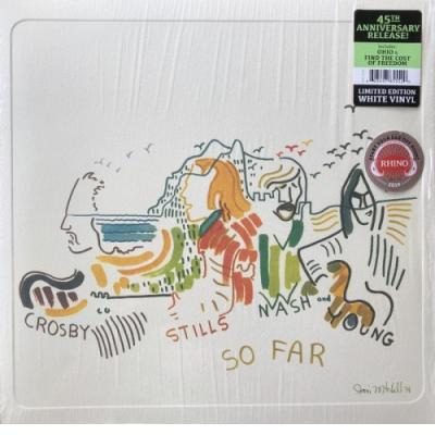 "SO FAR (140 GR 12"" Limited Edition, Reissue, White LP)"