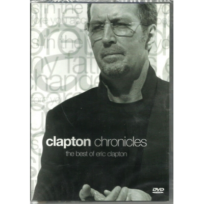 CLAPTON CHRONICLES-BEST OF DVD
