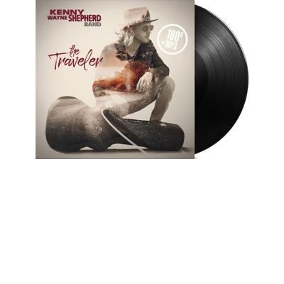 Traveler LP 180gr.  High Qualit + Download Code