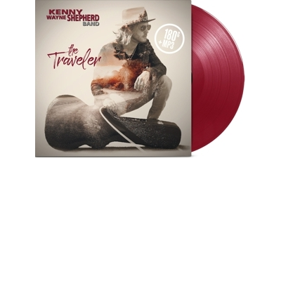 Traveler (Burgundy Red Vinyl / 180gr.)