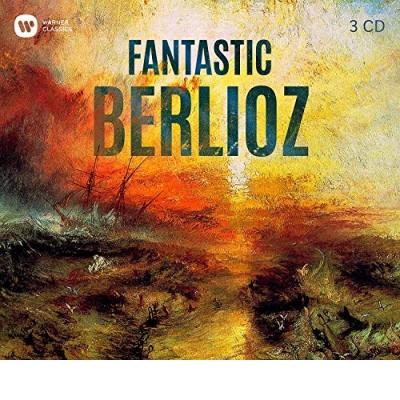 FANTASTIC BERLIOZ 3CD