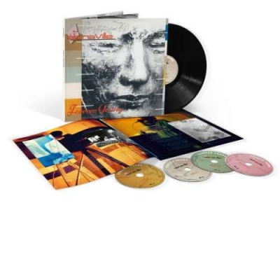 "FOREVER YOUNG (180 GR 12""LP/3 CD/DVD-LTD.)"