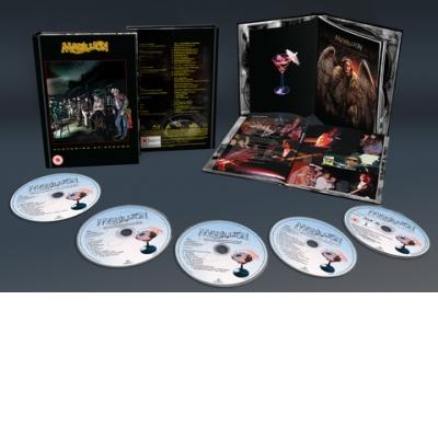 CLUTCHING AT STRAWS (4 CD+Blu-Ray Audio-LTD.)