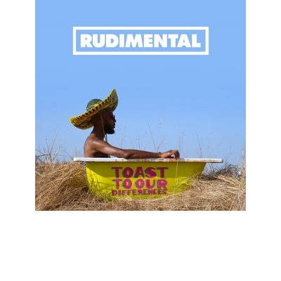 RUDIMENTAL Toast To Our Differences   Deluxe Edition (Bonus Tracks)