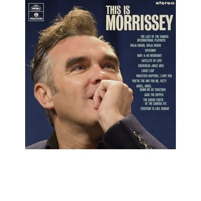 "THIS IS MORRISSEY (140 GR 12"") LP"