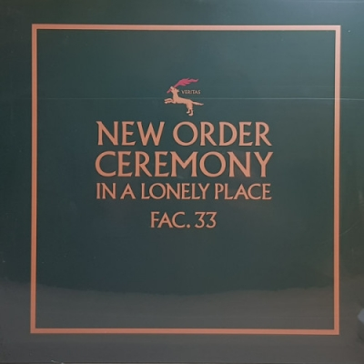 "CEREMONY (VERSION 1)  180 GR 12"" LPS - LTD.(Maxi single) LP"