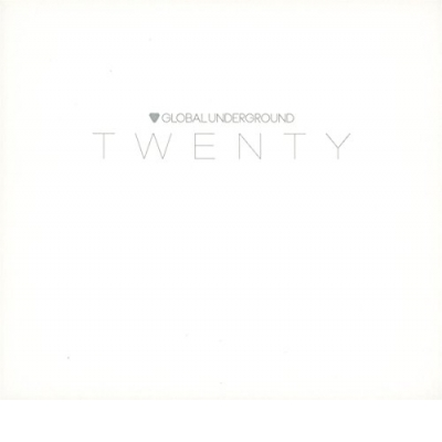 Global Underground:Twenty 3CD