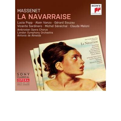 Massenet: La Navarraise-REMAST-