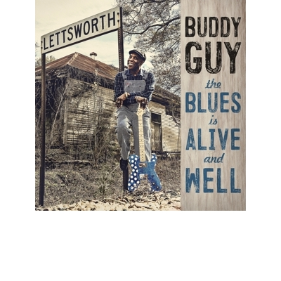 BLUES IS ALIVE AND WELL 2LP
