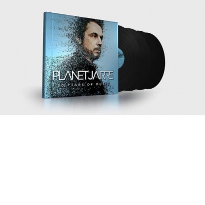 PLANET JARRE-BOX SET/LTD-4LP