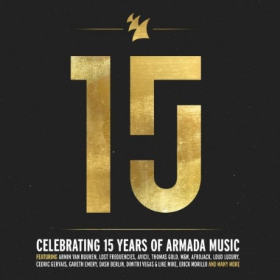 15 YEARS OF ARMADA 4CD