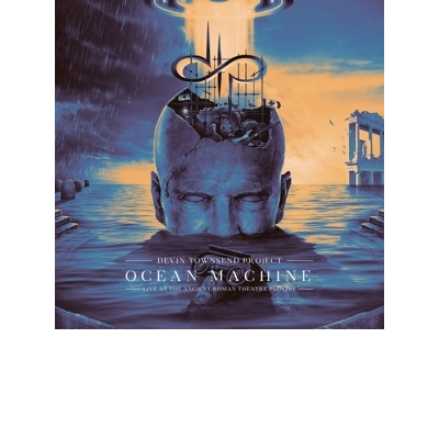 Ocean Machine - Live At the Ancient Roman Theatre / 3CD+2DVD+Bluray