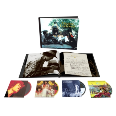 ELECTRIC LADYLAND (50TH ANNIVERSARY DELUXE EDITION)(3CD+BLU-RAY AUDIO)