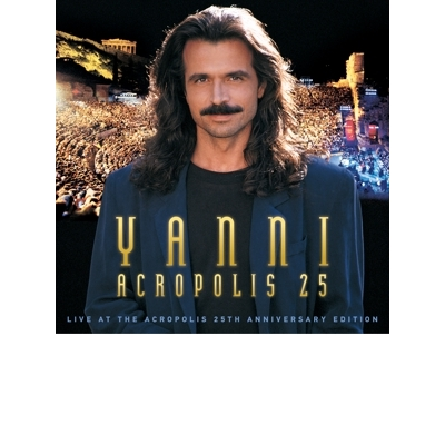 LIVE AT THE ACROPLIS.. -25th Anniversary Edition-CD+DVD+Blu-Ray