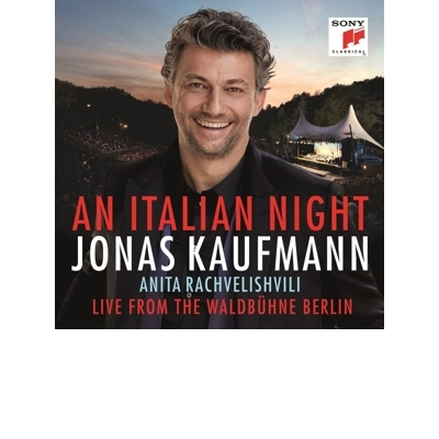 An Italian Night - Live From the Waldbuhne Berlin DVD
