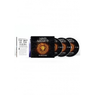 Pursuit of Vikings: 25 Years In the Eye of the Storm  2DVD+CD