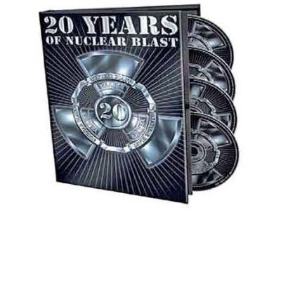 20 Years of Nuclear Blast - Box Set (4 CD)