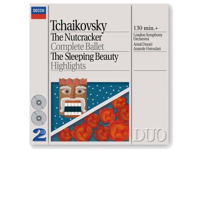 NUSSKNACKER/DORNROES (2CD)