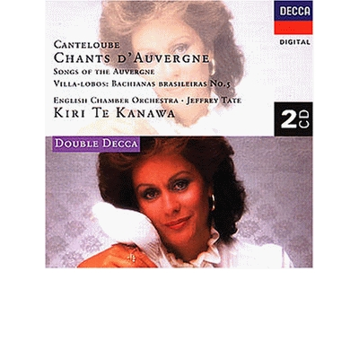 Chants D'auvergne (2 CD)