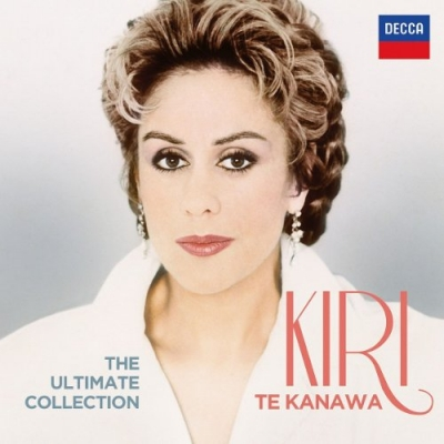 Dame Kiri Te Kanawa - The Ultimate Collection