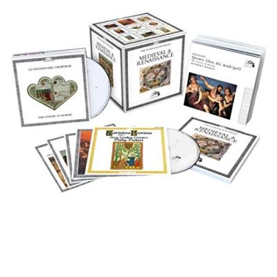 Mittelalter & Renaissance (Limited Edition)  50CD