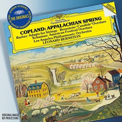 Appalachian Spring/Adagio/Candide Ouvertüre