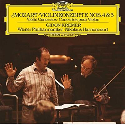Mozart:Violinkonzerte Nos. 4 & 5 [Vinyl LP]