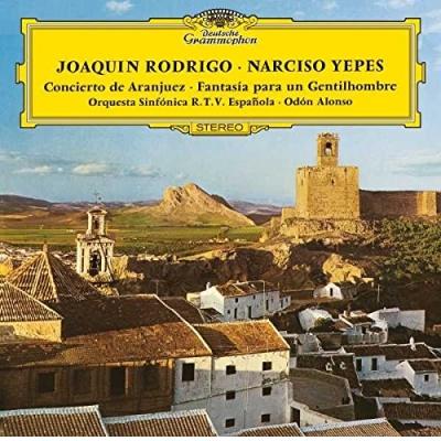 Concierto De Aranjuez,Fantasia Para Gentilhombre [Vinyl LP]