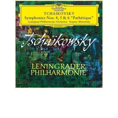Csajkovszkij: 4.,5.,6. szimfónia 3LP