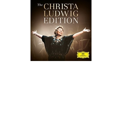 Christa Ludwig-gyûjtemény 12CD