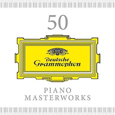 50 Piano Masterworks 3CD