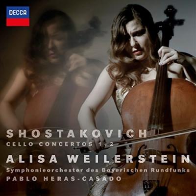 Shostakovich Cello Concertos 1 & 2