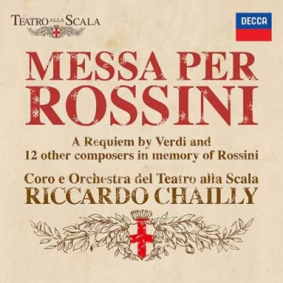 MESSA PER ROSSINI/CHAILLY 2CD