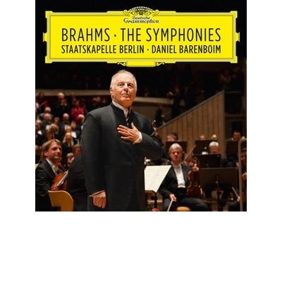 Brahms: A szimfóniák 4CD