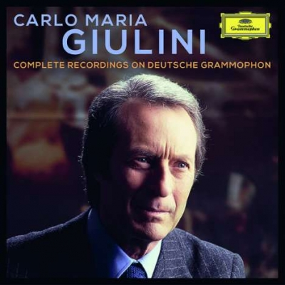 Carlo Maria Giulini - Complete Recordings on Deutsche Grammophon 42CD limitált