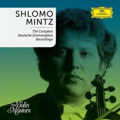 Shlomo Mintz - The Complete Grammophon Recordings 15CD limitált